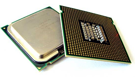 intel processor cpu procesor core 2 duo e6600